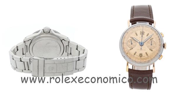 un nuovo regalo Rolex sul tavolo