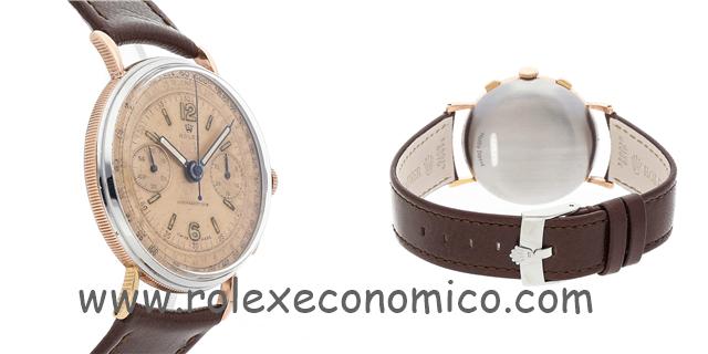 Di che marca è l'orologio De Ville?